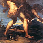 The Italian artists - FERRARI Gregorio de Hercules And Antaeus