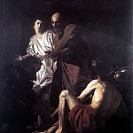 The Italian artists - CARACCIOLO Giovanni Battista liberation Of St Peter
