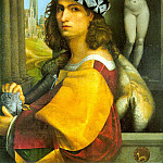 Итальянские художники - Capriolo, Domenico (Italian, 1494-1528) Portrait Of A Ma