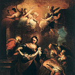 CASTELLO Valerio The Miracle Of The Roses, The Italian artists
