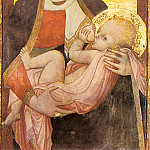 The Italian artists - Lorenzetti, Ambrogio (Italian, approx. 1285-1348)