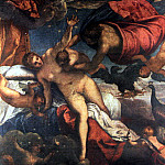 The Italian artists - Tintoretto, Jacopo Robusti (Italian, 1518-1594)