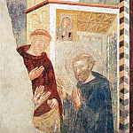 The Italian artists - Orvieto, Lello, Attributed to (Italian, Early 1300s)