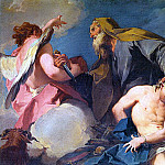 The Italian artists - Pittoni, Giambattista (Italian, 1687-1767) 2