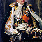 The Italian artists - Andrea Appiani Napoleon KingofItaly 1805Large