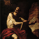 The Italian artists - Saint Jerome