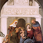 The Italian artists - Mazzolino, Ludovico (Italian, active 1504-1530)