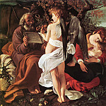 Rest on Flight to Egypt WGA, The Italian artists