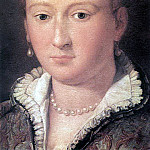 ALLORI Alessandro Portrait Of A Woman, Alessandro Allori