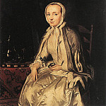 MIJN George van der Elizabeth Troost, The Italian artists