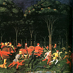 The Italian artists - Ucello, Paolo (or Uccello, Italian, 1395-1475) 2