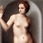 BRESCIANINO Andrea del Venus And Two Cupids, Итальянские художники