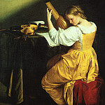 Gentileschi, Orazio , The Italian artists