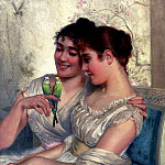 Belimbau Adolfo The Lovebirds, The Italian artists