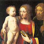 The Italian artists - Luini, Bernardino (Italian, approx. 1485-1532) luini3