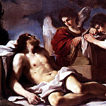The Italian artists - Guercino (Giovanni Francesco Barbieri, Italian, approx. 1591-1666)