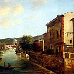 Faci G An Italian Canal, The Italian artists