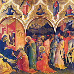 The Italian artists - Monaco, Lorenzo (Italian, 1370-1425)