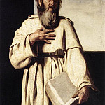 The Italian artists - FALCONE Aniello The Anchorite