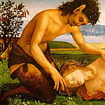 The Italian artists - Cosimo, Piero di (Italian, approx. 1462-1521) cosimo3