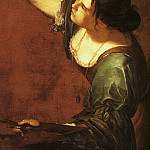 The Italian artists - Gentileschi, Artemisia (Italian, approx. 1593-1653) agentil1