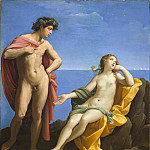Los Angeles County Museum of Art (LACMA) - Guido Reni - Bacchus and Ariadne