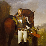 Los Angeles County Museum of Art (LACMA) - Baron Antoine-Jean Gros - Portrait of Second Lieutenant Charles Legrand