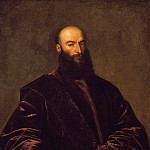 Titian – Portrait of Giacomo Dolfin, Los Angeles County Museum of Art (LACMA)
