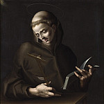 Paolo Piazza – St. Francis, Los Angeles County Museum of Art (LACMA)