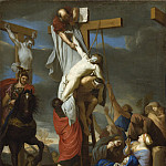 Los Angeles County Museum of Art (LACMA) - Charles Le Brun - The Descent from the Cross