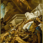Jean-Francois De Troy – The Resurrection, Los Angeles County Museum of Art (LACMA)
