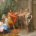 Jacques-Antoine Beaufort – The Oath of Brutus, Los Angeles County Museum of Art (LACMA)