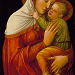 Los Angeles County Museum of Art (LACMA) - Jacopo Bellini - Madonna and Child