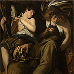 Los Angeles County Museum of Art (LACMA) - Giovanni Baglione - The Ecstasy of Saint Francis