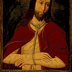 Los Angeles County Museum of Art (LACMA) - Master of Osma - Christ with the Crown of Thorns