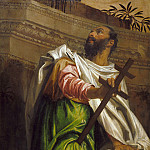 Los Angeles County Museum of Art (LACMA) - Paolo Caliari Veronese - Allegory of Navigation with a Cross-Staff: Averroes