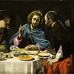 Filippo Tarchiani – The Supper at Emmaus, Los Angeles County Museum of Art (LACMA)