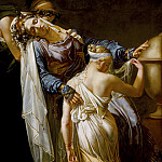 Merry-Joseph Blondel – Hecuba and Polyxena, Los Angeles County Museum of Art (LACMA)