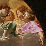 Simon Vouet – Model for Altarpiece in St. Peter′s, Los Angeles County Museum of Art (LACMA)