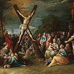 Frans Francken the Younger – The Crucifixion of St. Andrew, Los Angeles County Museum of Art (LACMA)