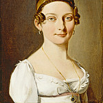 Louis-Leopold Boilly – Portrait of a Lady, Los Angeles County Museum of Art (LACMA)