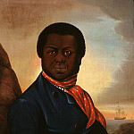 Los Angeles County Museum of Art (LACMA) - Unknown - Portrait of a Black Sailor (Paul Cuffe?)