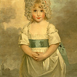 Miss Charlotte Papendick as a Child, John Hoppner