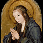 Los Angeles County Museum of Art (LACMA) - Quentin Massys (and Studio) - Virgin in Adoration