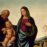 Los Angeles County Museum of Art (LACMA) - Fra Bartolommeo - Holy Family