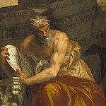 Los Angeles County Museum of Art (LACMA) - Paolo Caliari Veronese - Allegory of Navigation with an Astrolabe: Ptolemy