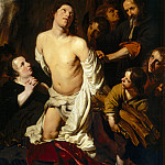 Los Angeles County Museum of Art (LACMA) - Salomon de Bray - The Martyrdom of Saint Lawrence