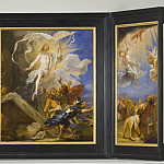Los Angeles County Museum of Art (LACMA) - Jan (called Lange Jan) Boeckhorst - The Snyders Triptych