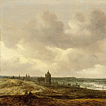 Los Angeles County Museum of Art (LACMA) - Jan van Goyen - View of Arnhem