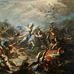 Los Angeles County Museum of Art (LACMA) - Giacomo del Po - Camillia at War from Virgil′s Aeneid